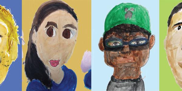 Summer Young at Art 2020 Children's Art Program