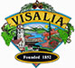 Visalia City Logo