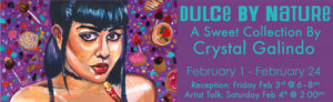 Dulce By Nature A Sweet Collection By Crystal Galindo