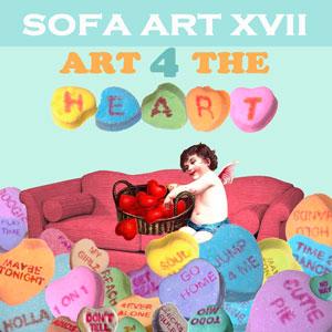 Sofa Art XVII Art 4 The Heart