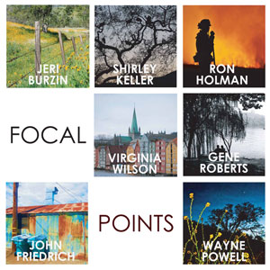 Focal Points: Invitational Photography Exhibition