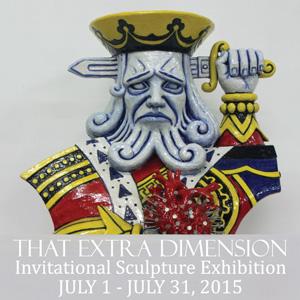That Extra Dimension Invitational Sculpture Exhibition