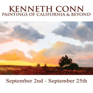 Kenneth Conn Paintings of California and Beyond