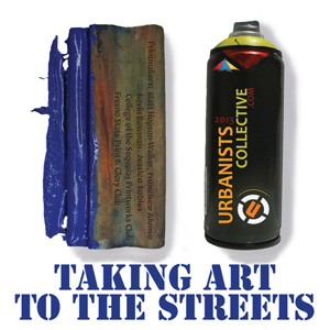 Taking Art To The Streets