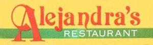 Alejandra's Restaurant Logo