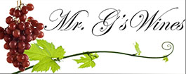 Mr. Gs Wines Logo