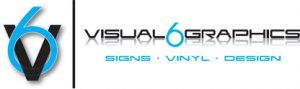 Visual 6 Graphics Logo