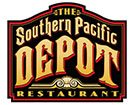 Southern Pacific Depot Restaurant Logo