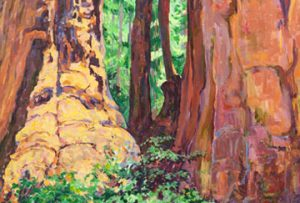 Joy Collier, California's Giant Sequoias, Found Nowhere Else on Earth