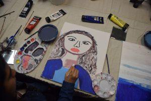 Children's Art Class