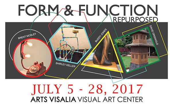 Form & Function 2017 Invitational Sculpture Exhibition