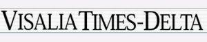 Visalia Times Delta Logo