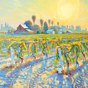 Paul Buxman: A Visual Harvest