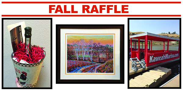 Fall Fund Raiser Raffle