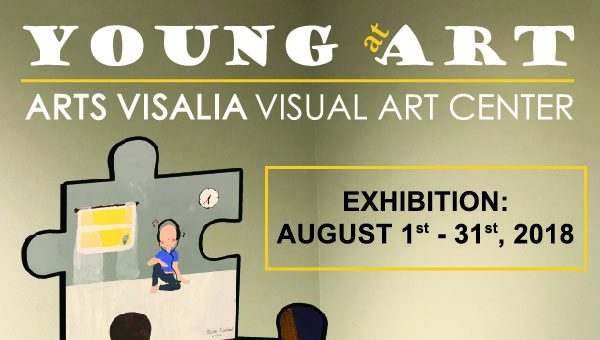 Young at Art – August 2018