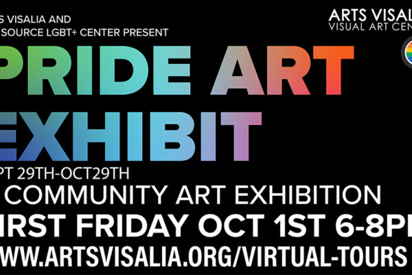 October 2021: Visalia Pride