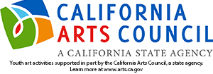 Youth art activities supported in part by the California Arts Council, a state agency. Learn more at www.arts.ca.gov