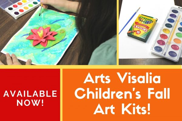 Fall Children's Art Kits!
