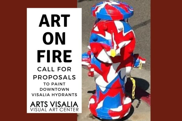 Art on Fire: Call for Proposals!